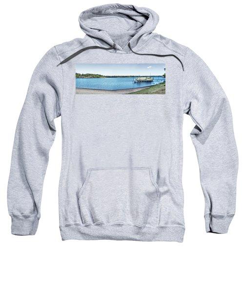 Gull Lake Panorama Sweatshirt