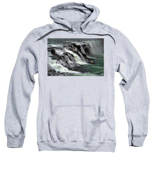 Gullfoss Waterfalls, Iceland Sweatshirt