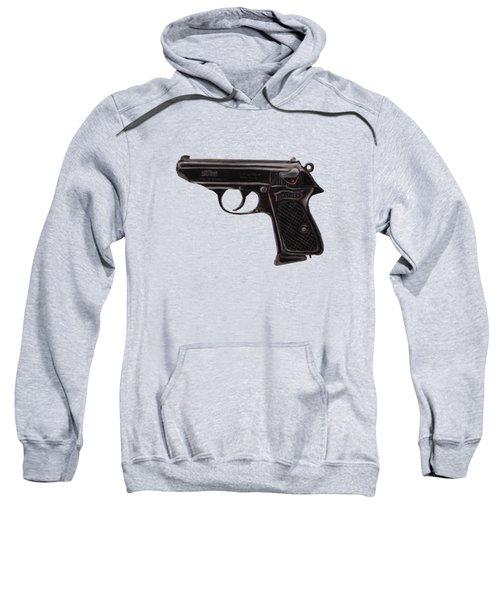 Gun - Pistol - Walther Ppk Sweatshirt