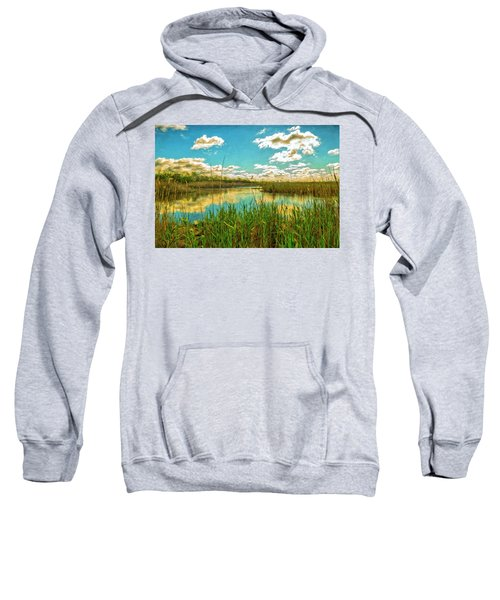 Gunnel Oval By Paint Sweatshirt