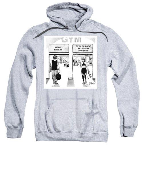 Gym Sweatshirt
