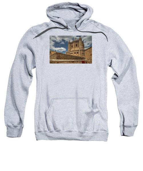 Hagia Maria Sion 3 Sweatshirt