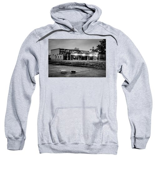 Hale Barns Square - Demolition In Progress Sweatshirt