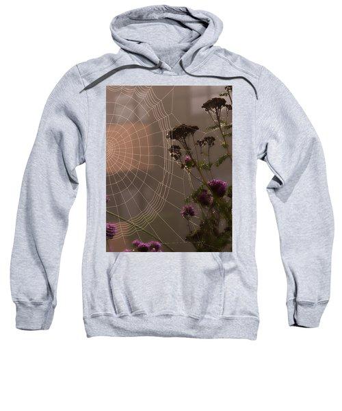 Half A Web Sweatshirt