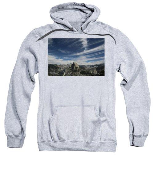 Half Dome Sky Sweatshirt