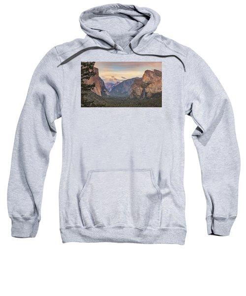 Yosemite Sunset Sweatshirt
