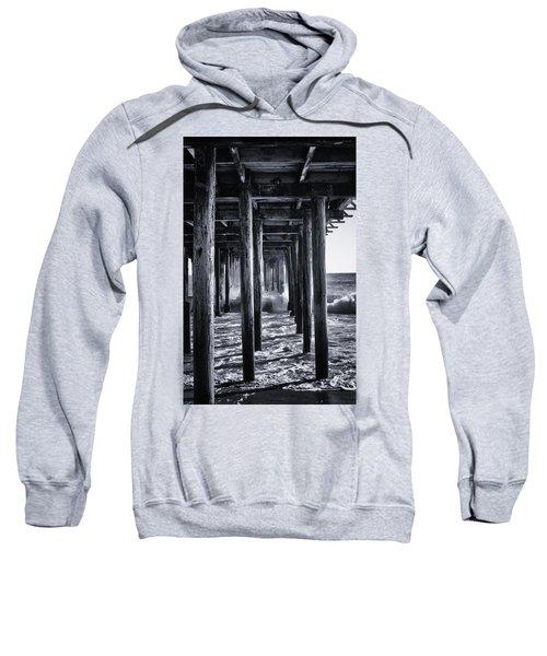Hall Of Mirrors Sweatshirt by Lora Lee Chapman