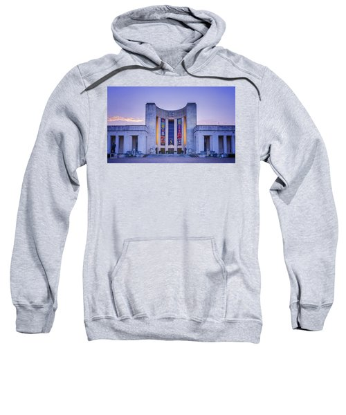 Hall Of State Texas Sweatshirt