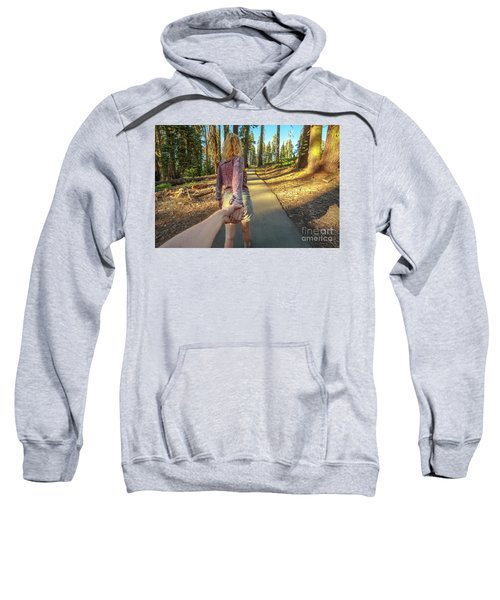 Hand In Hand Sequoia Hiking Sweatshirt