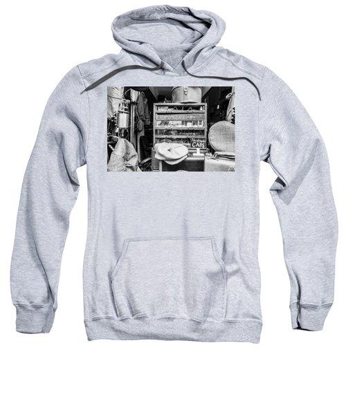 Handmade Caps Sweatshirt
