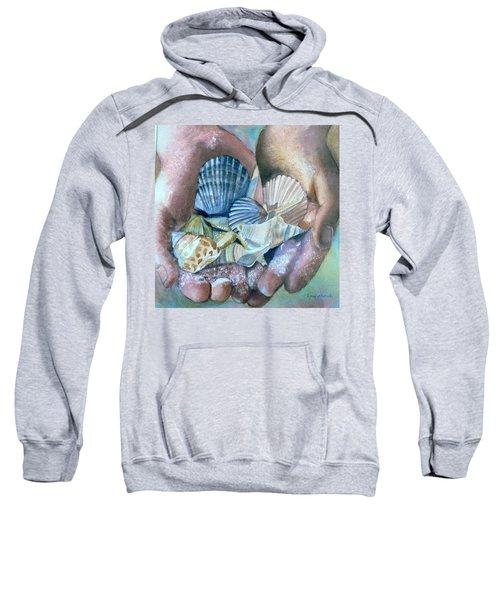 Hands With Shells Sweatshirt