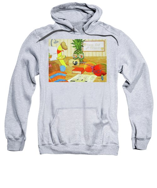 Hang Out With Friends Sweatshirt