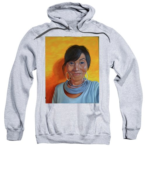 Happiness Comes From Within Sweatshirt