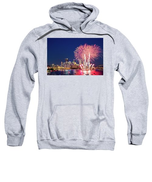 Happy 4th  Sweatshirt