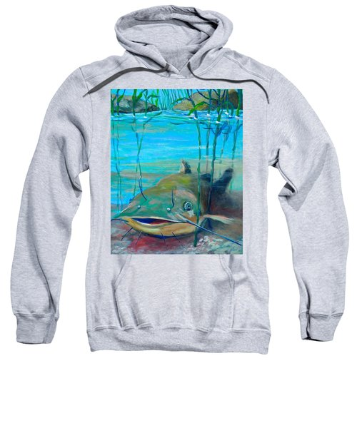 Happy Catfish Sweatshirt