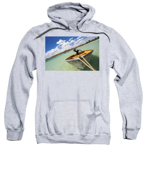 Happy Dinghy Sweatshirt