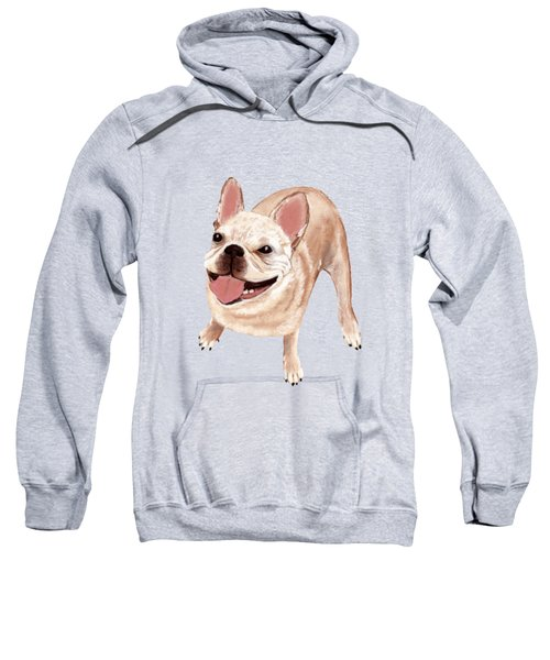 Happy Dog Sweatshirt