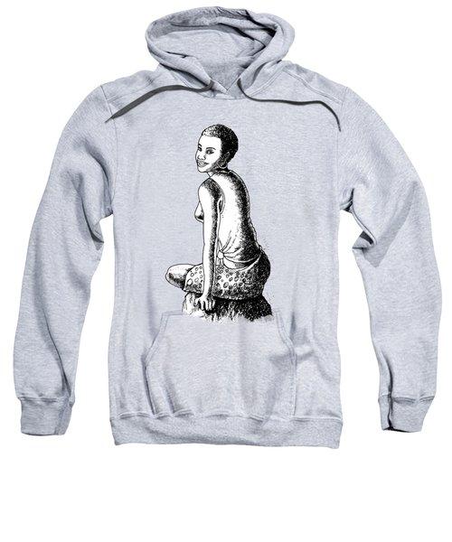 Happy Girl Sweatshirt