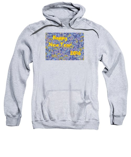 Happy New Year 2016 Sweatshirt