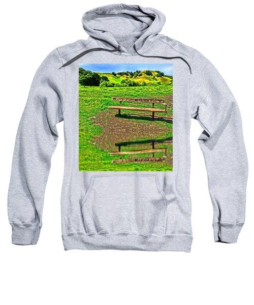 Happy Place Sweatshirt
