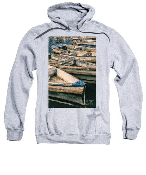 Harbor Boats Sweatshirt
