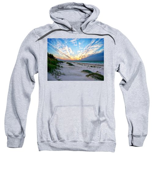 Harbor Island Sunset Sweatshirt