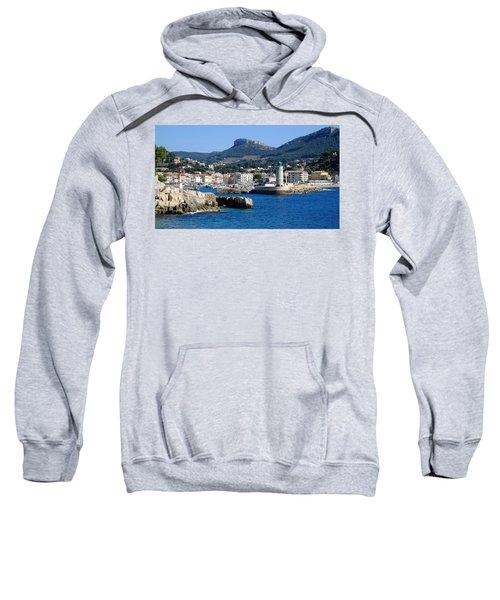 Harbor Of Cassis Sweatshirt