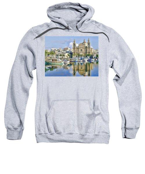 Harborside Msida Malta Sweatshirt