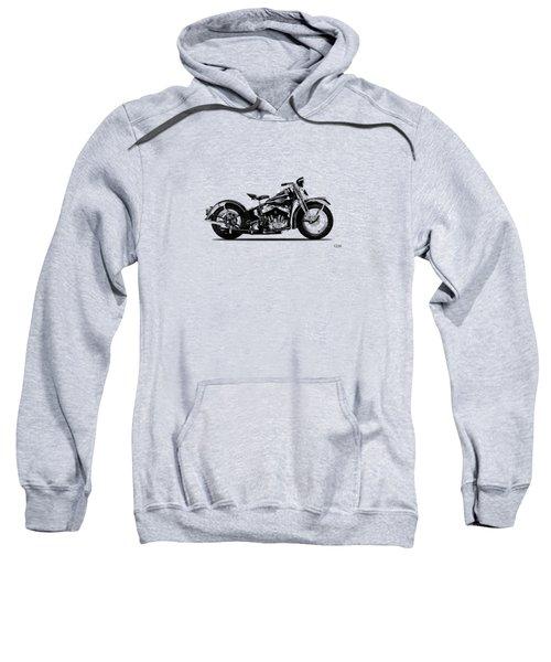 Harley Davidson Ulh 1941 Sweatshirt