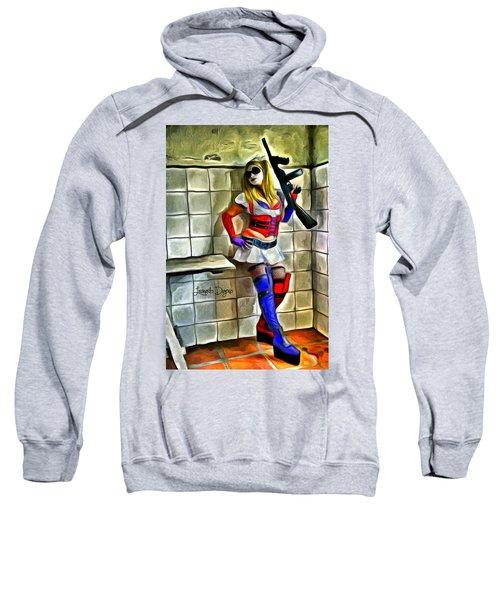 Harley Quinn - Da Sweatshirt
