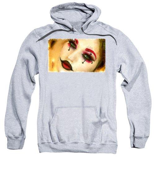 Harley Quinn Face - Da Sweatshirt
