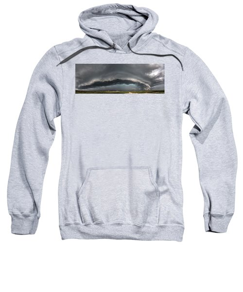 Harlowton, Montana, Supercell Sweatshirt