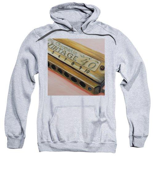 Harmonica Sweatshirt