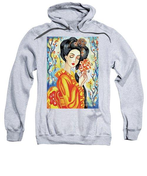 Harmony Sweatshirt by Eva Campbell