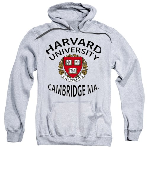 Harvard University Cambridge M A  Sweatshirt by Movie Poster Prints
