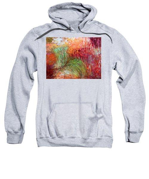 Harvest Abstract Sweatshirt