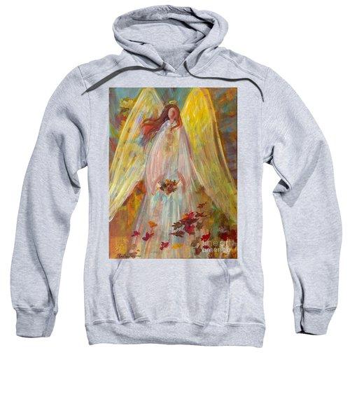 Harvest Autumn Angel Sweatshirt