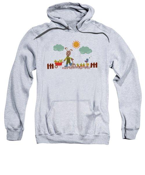 Harvest Time Sweatshirt by Kathrin Legg