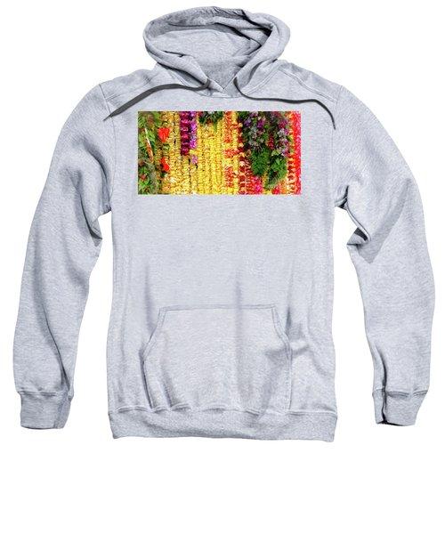 Hawaiian Flower Lei's Sweatshirt