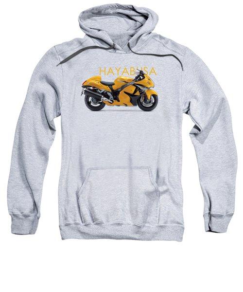 Hayabusa In Yellow Sweatshirt