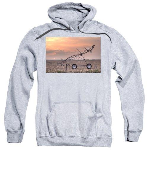 Hdr Sunset With Pivot Sweatshirt