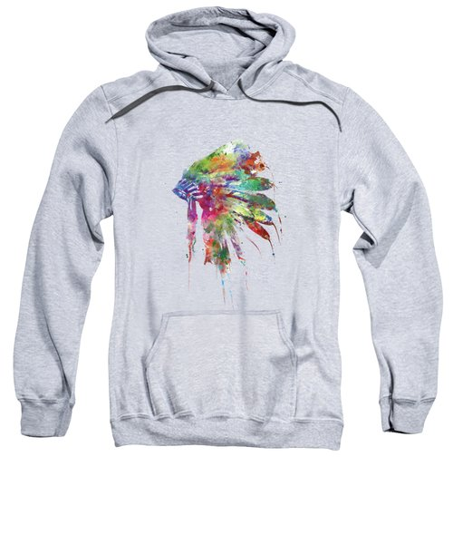 Headdress Sweatshirt