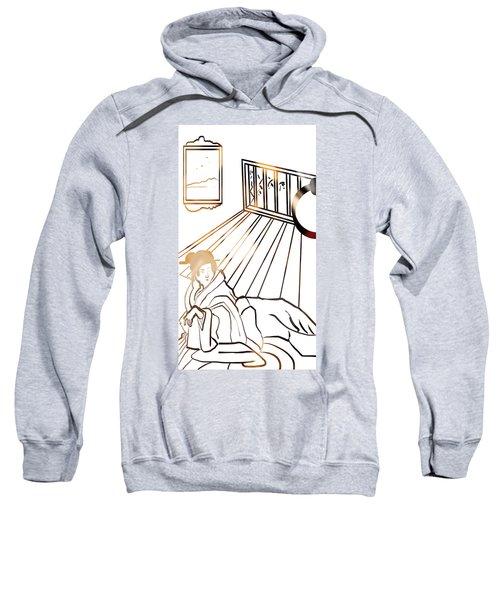 Healing . Energy Sweatshirt