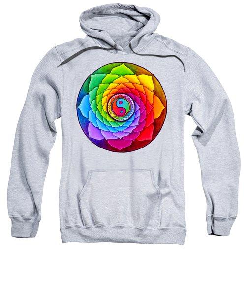 Healing Lotus Sweatshirt
