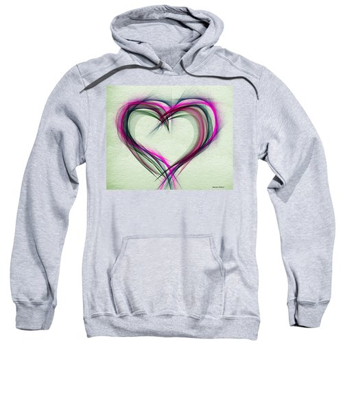 Heart Of Many Colors Sweatshirt