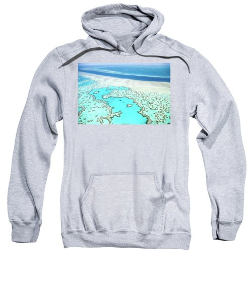 Heart Reef Sweatshirt