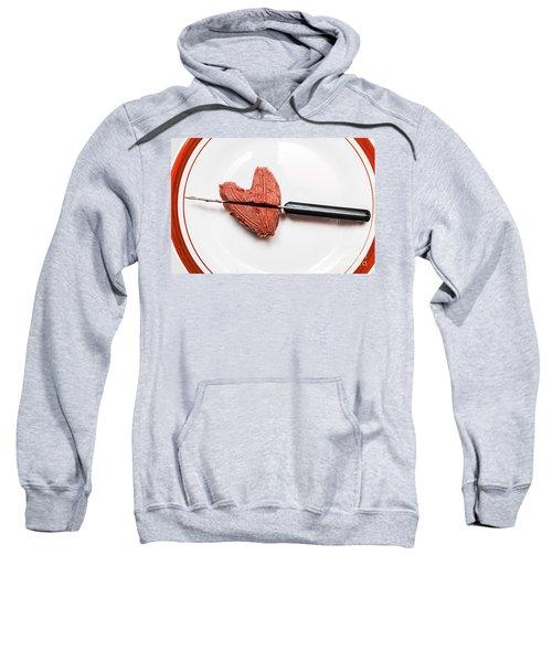 Heartbreak Cake Sweatshirt