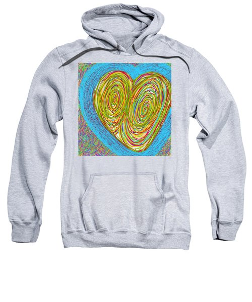 Hearts As One Sweatshirt