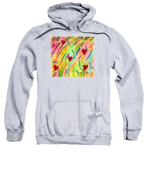 heARTs of Spring Sweatshirt
