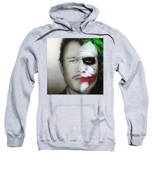 Heath Ledger / Joker Sweatshirt